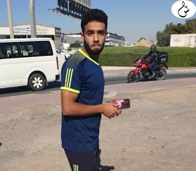 وفاة لاعب الكرة مصري محترف في حادث مأساوي بالسودان