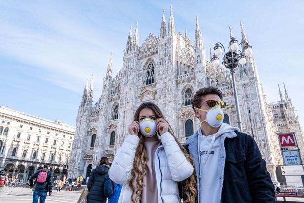 Dall'Albania all'Italia con buffer negativo fino al 15 maggio