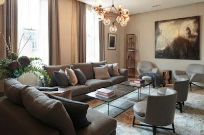 Desain Interior Yang Inovatif Untuk Kamar Tidur Minimalis Apartemen