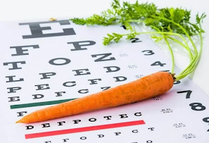 15 food for Excellent eye health