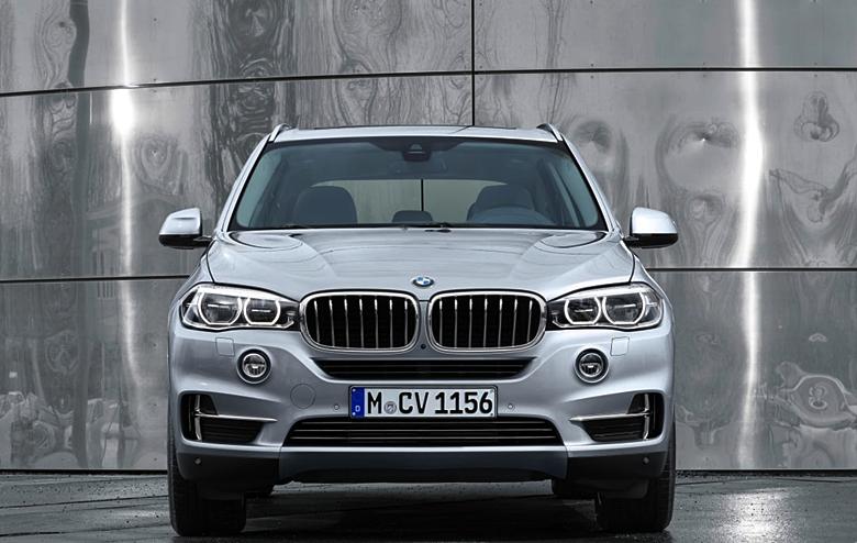 2019 BMW X5 Body Style Change