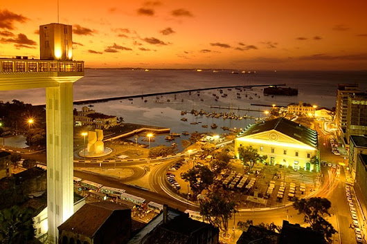 SALVADOR CITY - CAPITAL OF BAHIA - BRAZIL