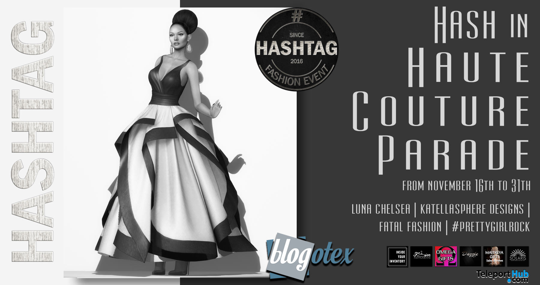 GALLERY HASH IN HAUTE COUTURE PARADE