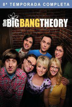 The Big Bang Theory 8ª Temporada Torrent – BluRay 720p Dual Áudio