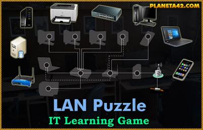 LAN Puzzle