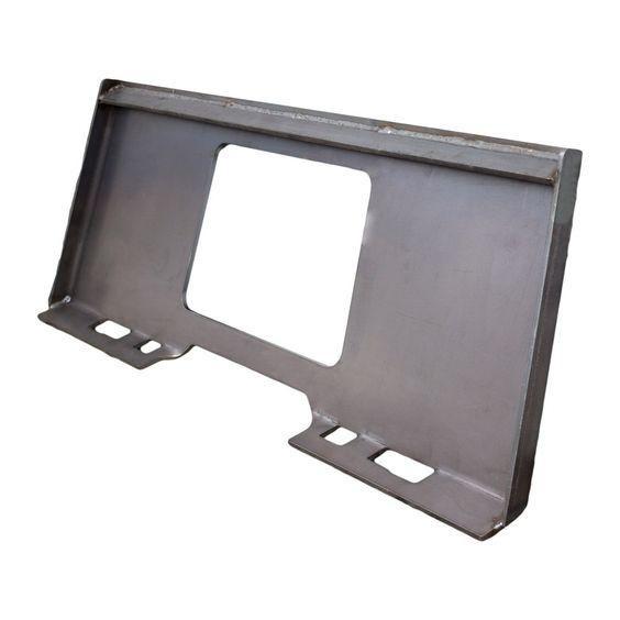 attach plate