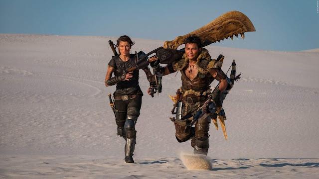 'Monster Hunter': Milla Jovovich y Tony Jaa protagonizan las primeras imágenes de la película
