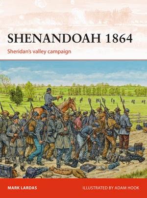 Shenandoah 1864 Sheridan's valley campaign