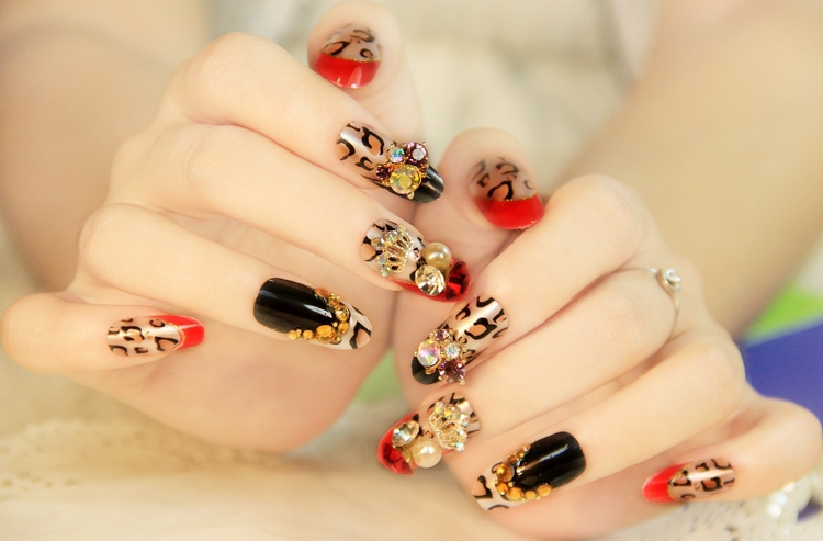 Best Nail Art Blog: Most Popular Red Nail Art Designs Of 2016