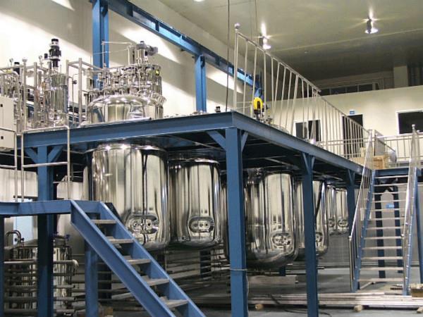 Equipo de hidrolización enzimática