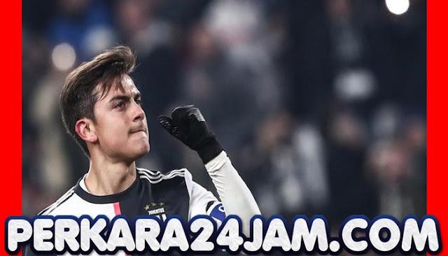 La Vecchia Signora Akan Perpanjang Kontrak Paulo Dybala