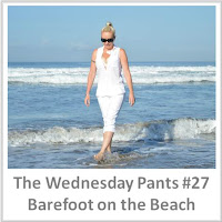 Sydney Fashion Hunter - The Wednesday Pants #27 - Barefoot On The Beach
