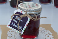 Christmas Jelly Gift
