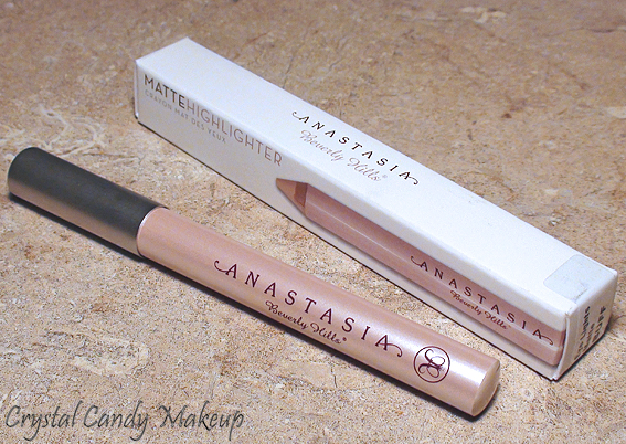 Crayon Matte Highlighter Buff d'Anastasia - Eye Lights - Review