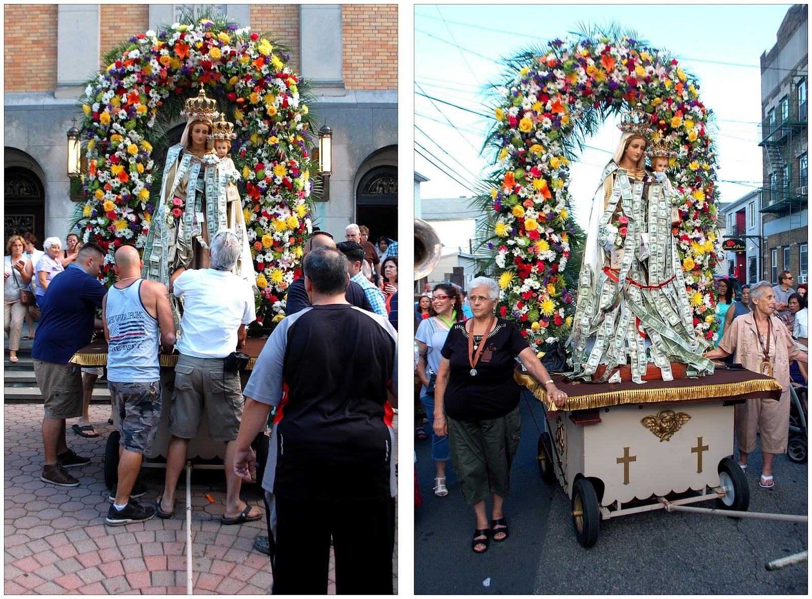 Il Regno: Evviva Maria! Celebrating the 127th Annual Feast