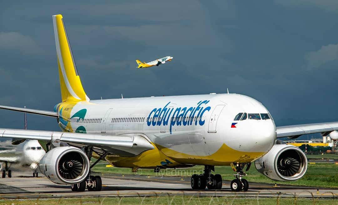 Cebu Pacific A330 image