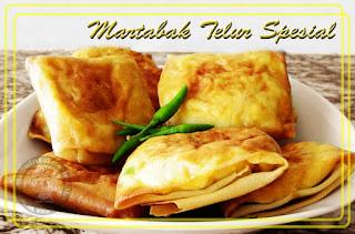 Resep Martabak Telur Spesial Mudah dan Praktis