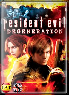 Resident Evil: Degeneración (2008) HD 1080P LATINO/INGLES