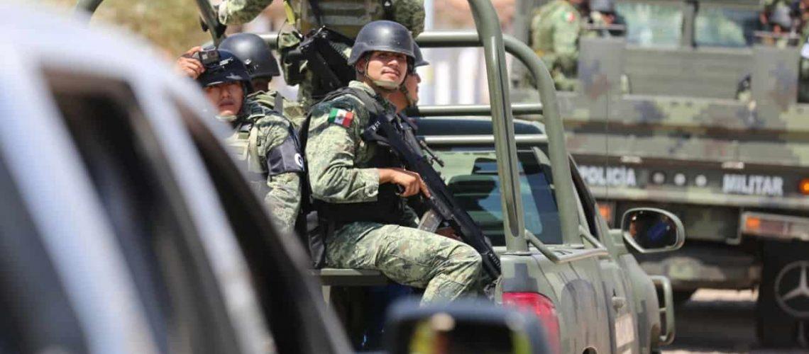 Aseguran tractocamión con 110 kilos de cocaína con valor de 27 mdp en Villa Unión en Sinaloa