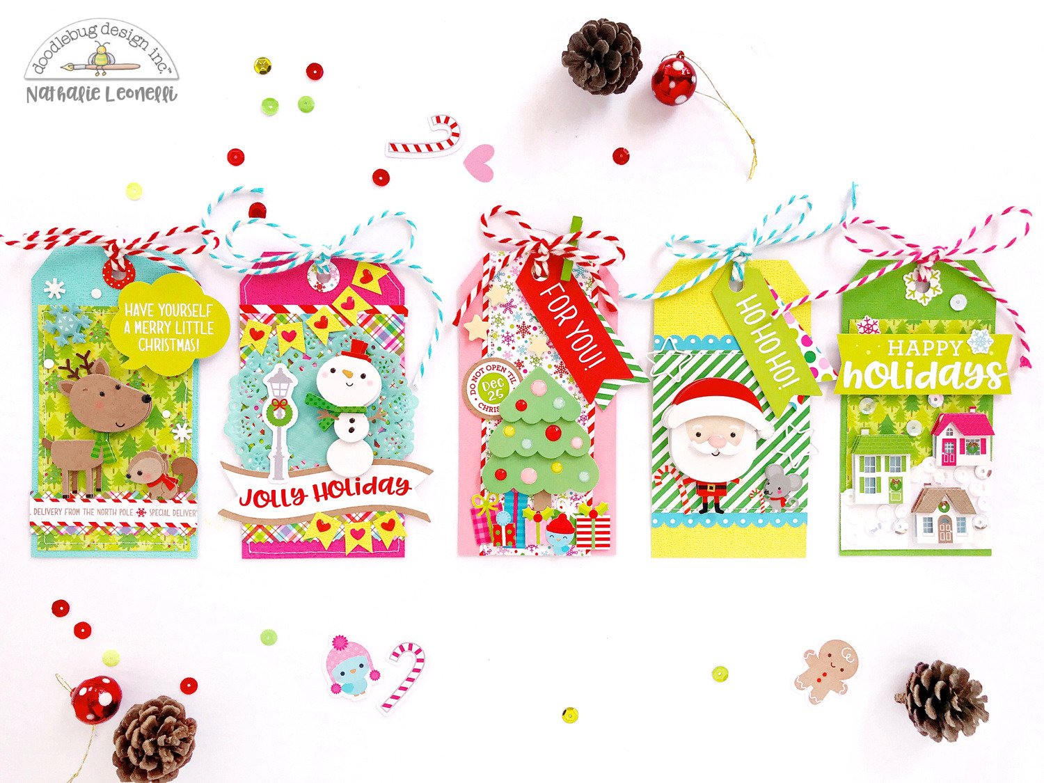 Christmas In July Gift Tags.Doodlebug Design Inc Blog Doodle Pops Christmas In July