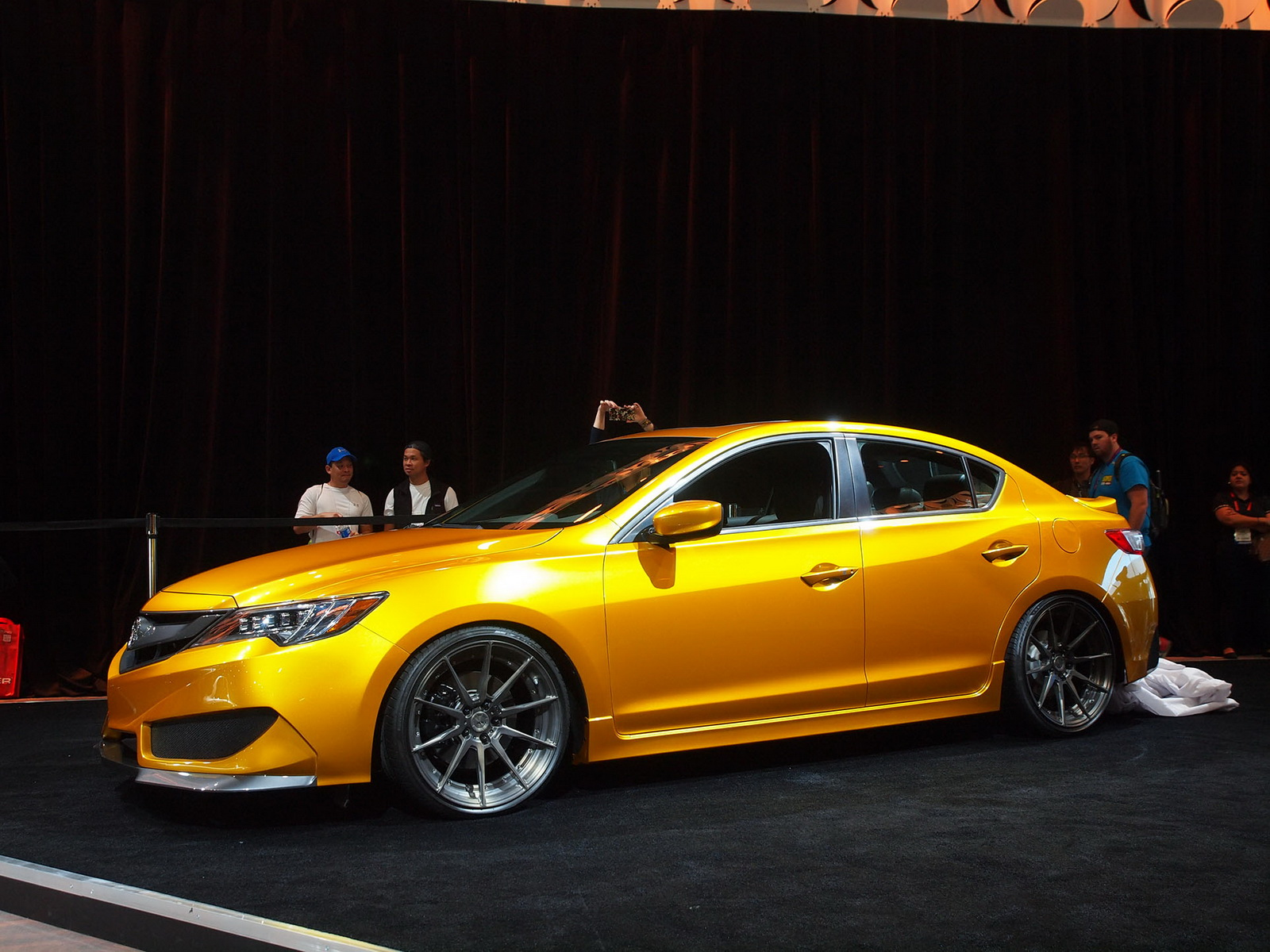 Ludacris Gets His 1993 Legend Restored By Acura [w/Video ...