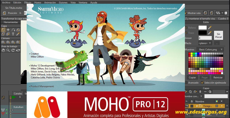Moho Pro 13 Full Español