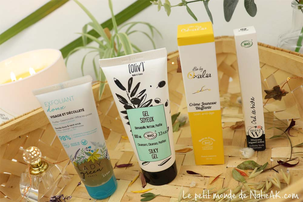 routine beauté made in France bio