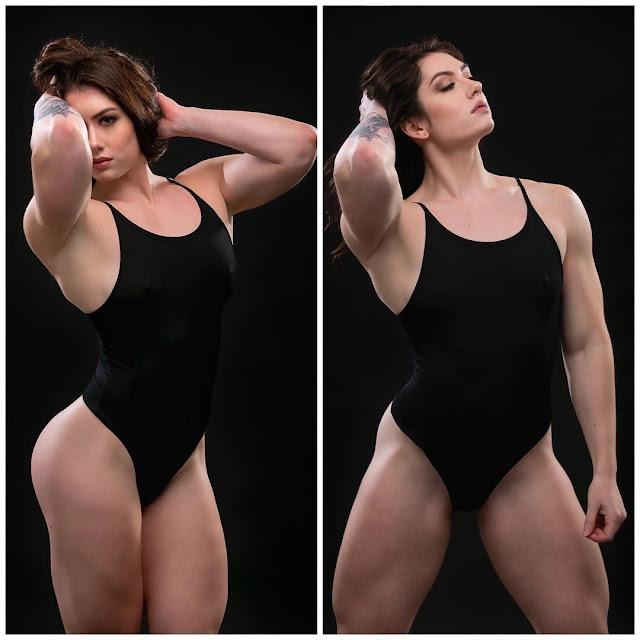 Natasha Aughey tits