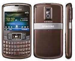 spesifikasi hape Samsung Omnia Pro B7320