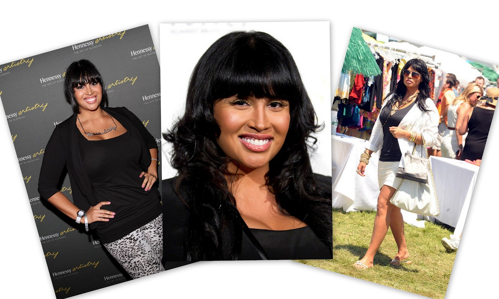 Somaya reece weight loss