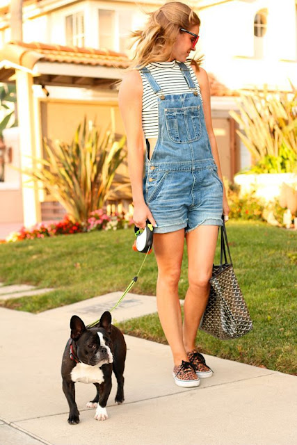 Outfit Inspiration | How to Wear Overalls - Ash N' Fashn