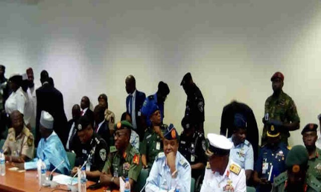 BREAKING: Finally, Buhari set to sack service chiefs