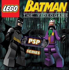 Lego Batman The Video Game PSP Android