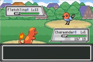 pokemon extreme red screenshot 1