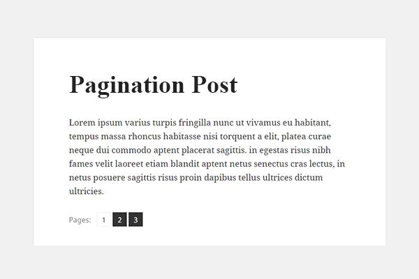 Phân trang bài viết Blogspot