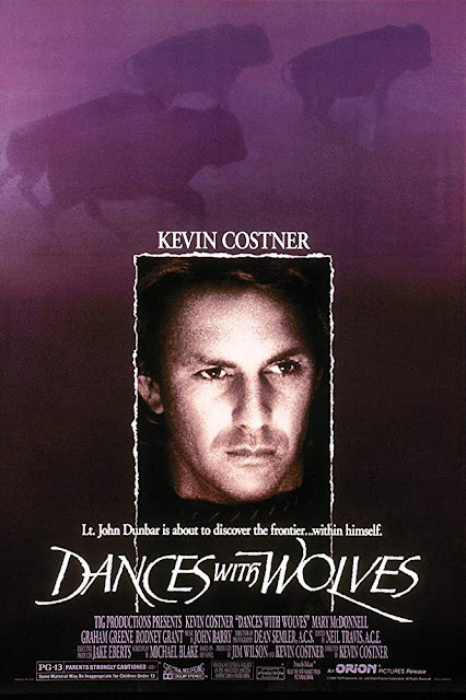Film Western Terbaik - Dances with Wolves (1990)