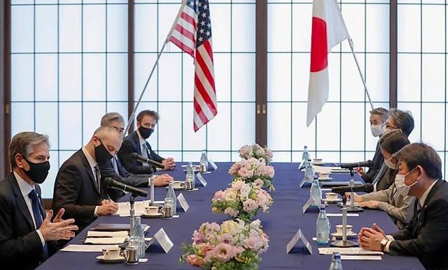 Japón y EEUU advierten a China
