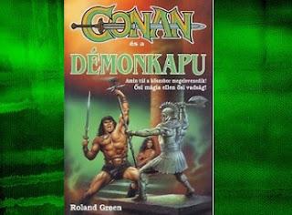 Conan és a démonkapu könyv kritikája