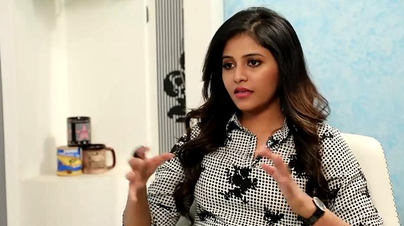 Anjali Interview