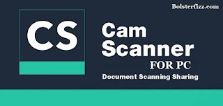 CamScanner For PC Windows