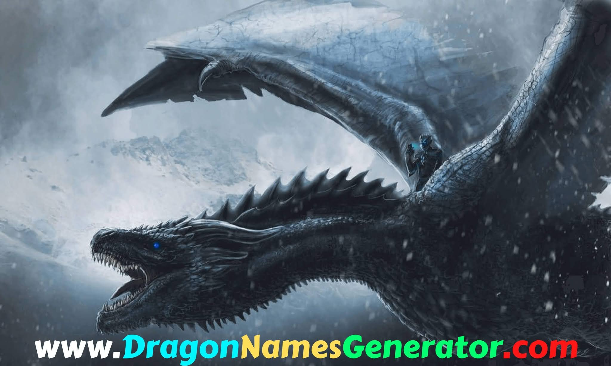 Dragon Names Generator