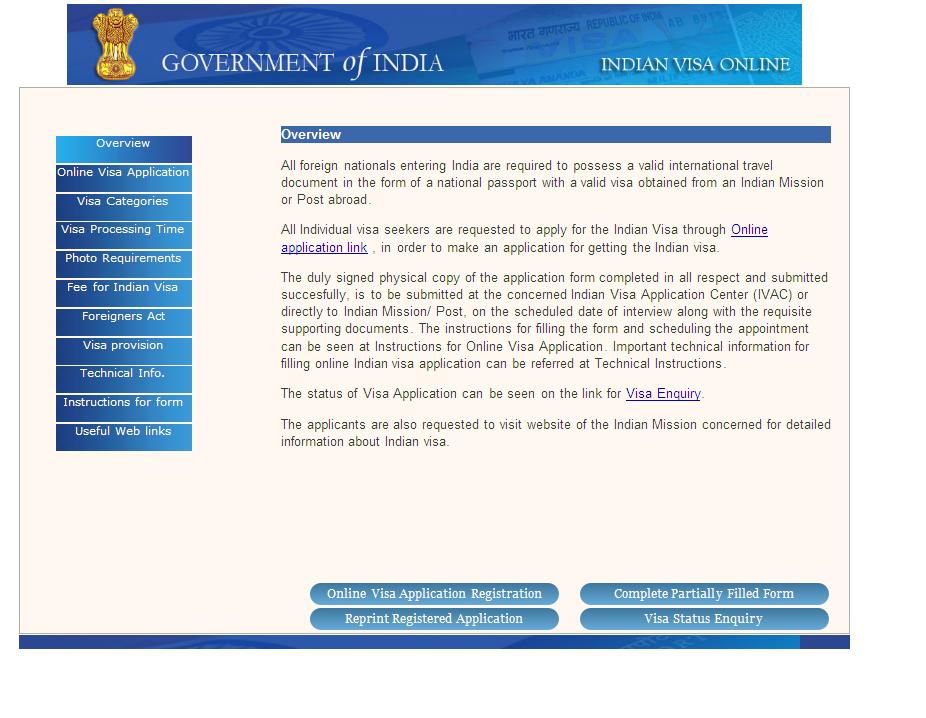 Indianvisaonline Gov In How To Work For Indian Visa Etoken