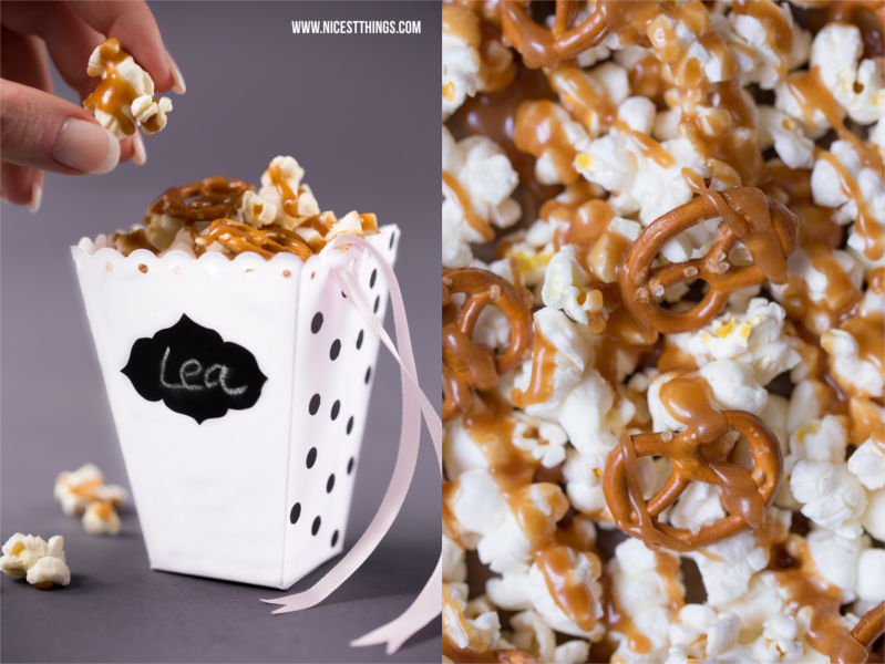 DIY Popcornbox Template