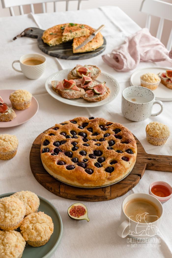 """4 włoskie przepisy na śniadanie w stylu """"la dolce vita"""""""