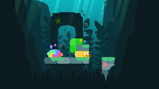 Snakebird on Android