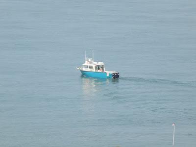 Blue Boat - Ninilchik, Alaska