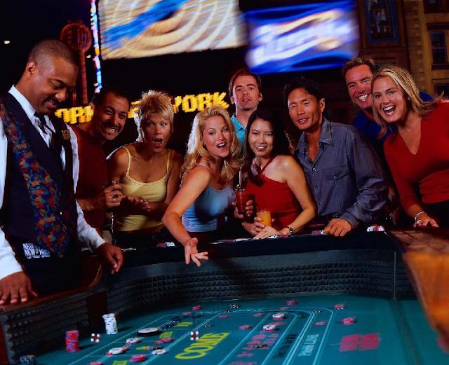Prêmios de torneios de jogos nos cassinos em Las Vegas