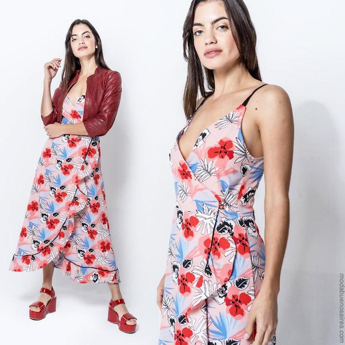 Vestidos primavera verano 2020. Colección primavera verano 2020.