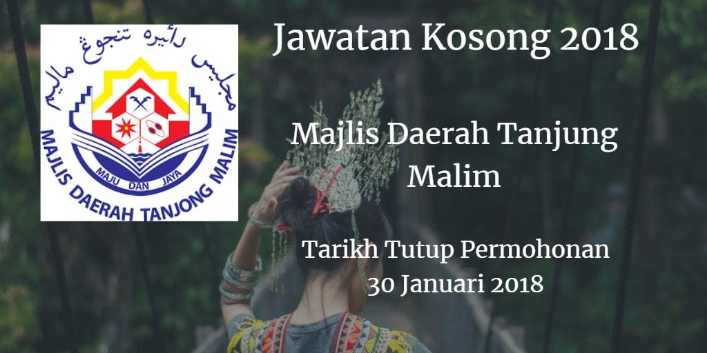 Jawatan Kosong MDTM 30 Januari 2018