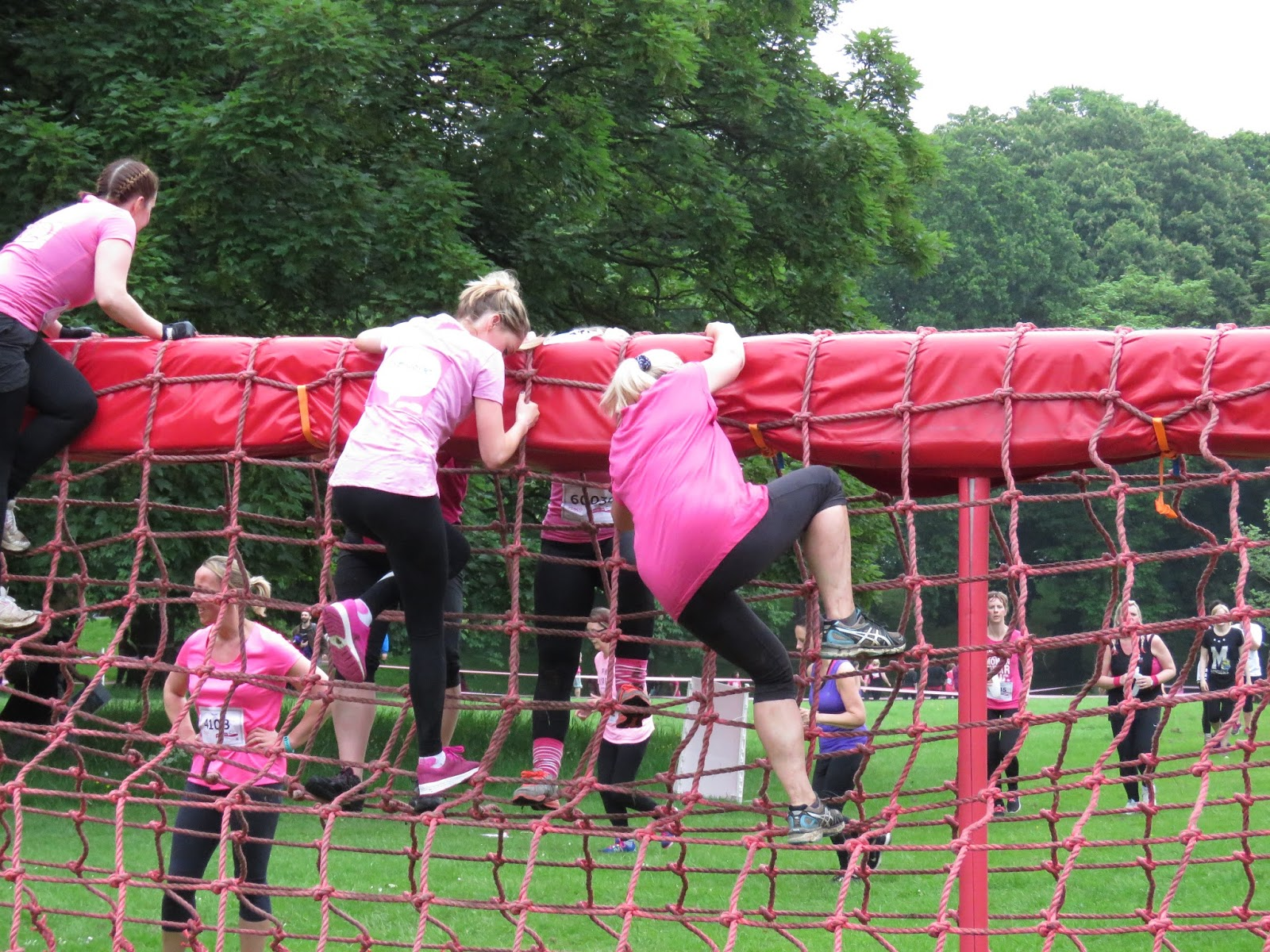 e66512920 Completing this event gave me a massive sense of achievement and I will  definitely continue to take part in Pretty Muddy every year.